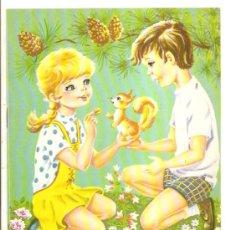 Libros de segunda mano: LA MINI-ARDILLITA - MERCEDES ASOR – ILUSTRADO POR MARÍA DELS ANGELS. Lote 289566013