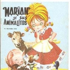 Libros de segunda mano: MARIAN Y SUS ANIMALITOS – MERCEDES ASOR – ILUSTRADO POR BOSCH BATLLE. Lote 289566163