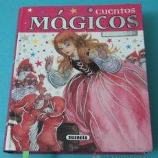 Libros de segunda mano: CUENTOS MÁGICOS Y OTROS MÁS (22 CUENTOS). ILUSTRACIONES: FERNANDO SÁEZ. Lote 35919016