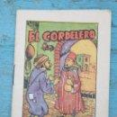 Libros de segunda mano: ANTIGUO CUENTO - EL CORDELERO - PUBLICIDAD DE CHOCOLATES LOS MUÑECOS DE ALBACETE - TESORO DE CUENTOS. Lote 35884300