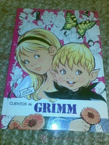 CUENTO DE MARÍA PASCUAL - CUENTOS DE GRIMM - Nº 1 - TORAY (Libros de Segunda Mano - Literatura Infantil y Juvenil - Cuentos)