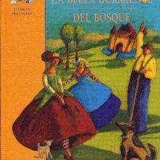 Libros de segunda mano: HJ - BONITO LIBRO DEL CUENTO DEL LA BELLA DURMIENTE DEL BOSQUE__ESTA A ESTRENAR . Lote 36022223