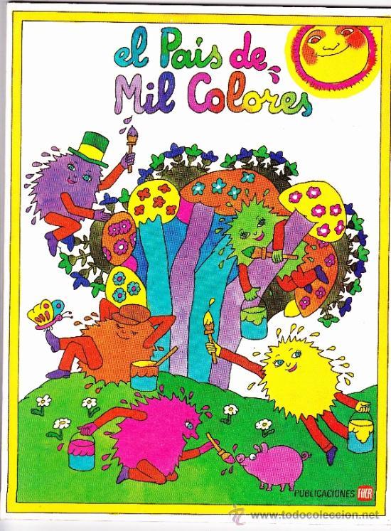 El pais de mil colores cuento infantil ed comprar for De mil colores