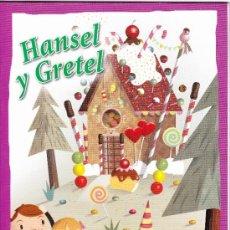 Libros de segunda mano: HANSEL Y GRETEL-- CUENTO INFANTIL-- ED- EL MUNDO. Lote 113611858