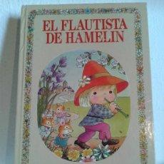 Libros de segunda mano: EL FLAUTISTA DE HAMELIN- CÓMIC- EDITORIAL BRUGUERA. Lote 36602720