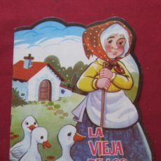 Gebrauchte Bücher - CUENTO TROQUELADO - LA VIEJA DE LOS GANSOS - 36647058