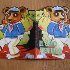 Libros de segunda mano: EL OSITO AVENTURERO. CUENTO TROQUELADO. EDITORIAL FERMA 1967.. Lote 36657835