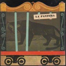 Libros de segunda mano: CUENTO LA PANTERA. EDITORIAL PI. EL DE LA FOTO. Lote 36710241