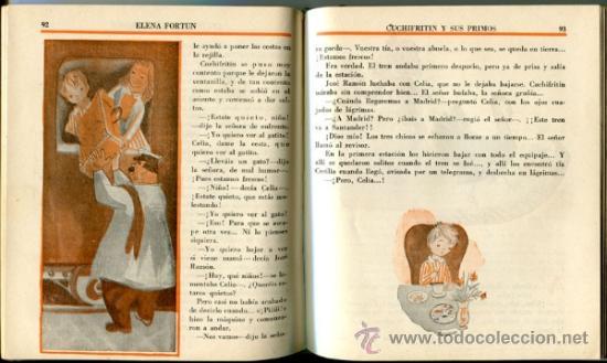 Libros de segunda mano: Fortun: Cuchitrin y sus primos - Foto 3 - 37017926