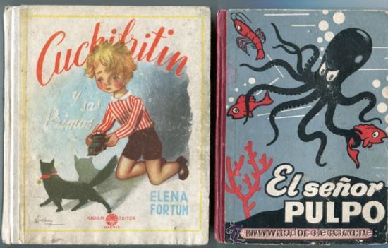 FORTUN: CUCHITRIN Y SUS PRIMOS (Libros de Segunda Mano - Literatura Infantil y Juvenil - Cuentos)