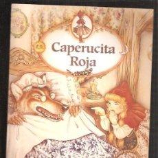 Libros de segunda mano: CAPERUCITA ROJA AXIS EDICIONES. Lote 37102718
