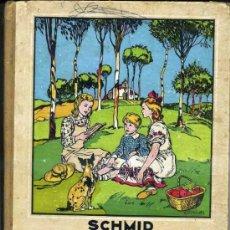 Libros de segunda mano: SCHMID : CUENTOS (MAUCCI, 1942). Lote 37367370