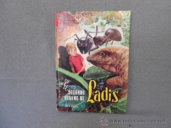 EL SEGUNDO VERANO DE LADIS (Libros de Segunda Mano - Literatura Infantil y Juvenil - Cuentos)