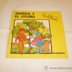 Libros de segunda mano: SANDRA Y EL OTOÑO. Lote 38057863