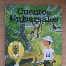 Libros de segunda mano: CUENTOS UNIVERSALES / VOLUMEN 2 ,EDITA : SUSAETA, S.A. 1976 . Lote 38193762