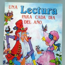Libros de segunda mano: UNA LECTURA PARA CADA DÍA DEL AÑO COLECCIÓN 365 SUSAETA 1988. Lote 38205154