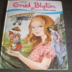 Libros de segunda mano: CUENTOS DE ENID BLYTON - Nº 7 - ILUSTRACIONES DE CARMEN GUERRA - EDITORIAL TORAY. Lote 38313427