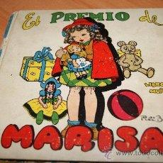 Second hand books - CUENTO 1944 EL PREMIO DE MARISA .CON MUÑECA Y VESTIDOS - 38338017