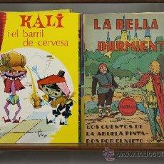 Libros de segunda mano: 3624- LOTE DE 24 CUENTOS EDIT. SOPENA C BUSQUETS. 1969/1980. Lote 38455343