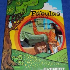 Libros de segunda mano - Fabulas Ilustradas - Everest (1982) - 38469788