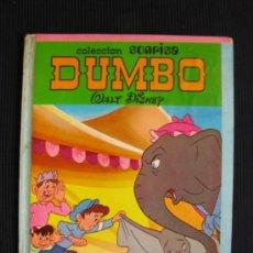 Libros de segunda mano: DUMBO.COLECCION SONRISA Nº 5.EDICIONES RECREATIVAS 1973.. Lote 262946270