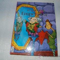 Libros de segunda mano: COLECCIÓN FANTASÍA EL TRAJE DEL EMPERADOR / PINOCHO. Lote 38561212
