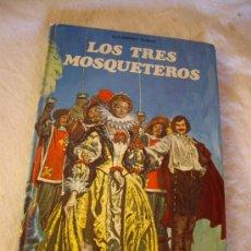 Libros de segunda mano: LOS TRES MOSQUETEROS - ED. FHER 1977 -. Lote 39423454