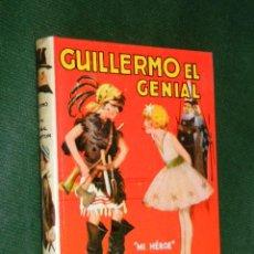 Libros de segunda mano: GUILLERMO EL GENIAL, DE RICHMAL CROMPTON - ED.MOLINO 1979. Lote 38816652