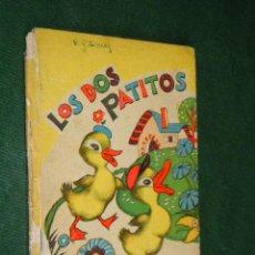 Libros de segunda mano: LOS DOS PATITOS, DE EMILIO FREIXAS - ED.SUC.DE E.MESEGUER. Lote 39021756