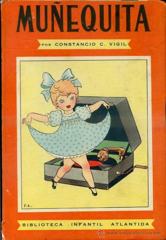 Constancio vigil mu equita atl ntida 1947 comprar libros de cuentos en todocoleccion - Libreria segunda mano online ...