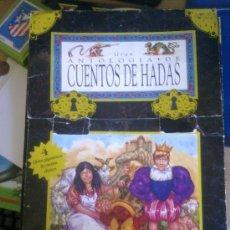 Libros de segunda mano - 4 LIBROS GIGANTESCOS DE CUENTOS CLASICOS. - 39157973