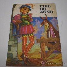 Libros de segunda mano: PIEL DE ASNO-COLECCION LOREA-EDITORIAL MAVES-AÑO 1975- N. Lote 39164882
