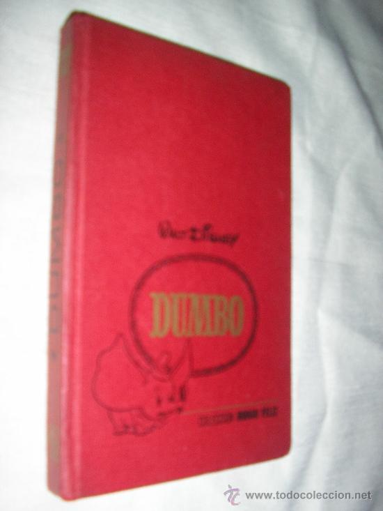 DUMBO-DISNEY-BRUGUERA-1973 (Libros de Segunda Mano - Literatura Infantil y Juvenil - Cuentos)
