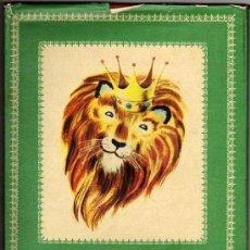 Libros de segunda mano: LOS MEJORES CUENTOS DE ANIMALES. TOMO 1. ED. TITO. BUENOS AIRES. AÑO 1947. CARTONÉ Y SOBRECUBIERTA.. Lote 39254364