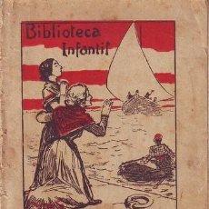 Libros de segunda mano: MADO MARCA. RONDALLA POPULAR. BIBLIOTECA INFANTIL.. Lote 39306665