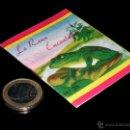 Libros de segunda mano: Nº 36 LA RANA ENCANTADA, SERIE MINI CUENTO MINIATURA, EDITORIAL FHER, ORIGINAL AÑOS 50. EXCELENTE.. Lote 39309459