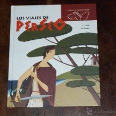 Libros de segunda mano: LOS VIAJES DE PERSEO. A. JANET- M.BATET.24 PAGS. TAPA DURA. VER FOTOS.. Lote 39379692