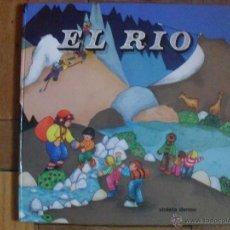 Libros de segunda mano: EL RIO POR VIOLETA DENOU - COLECCION EL HOMBRE Y LA NATURALEZA - EDICIONES HYMSA. Lote 277847428