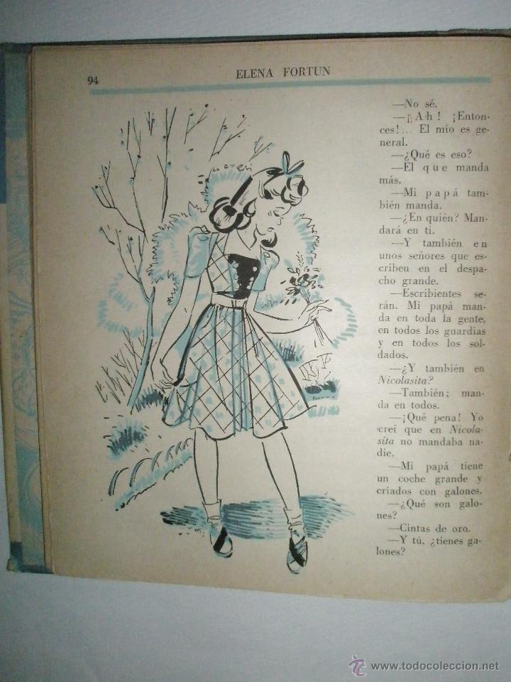 Libros de segunda mano: Fortún, E.: Celia lo que dice (1957) - Foto 5 - 39455487