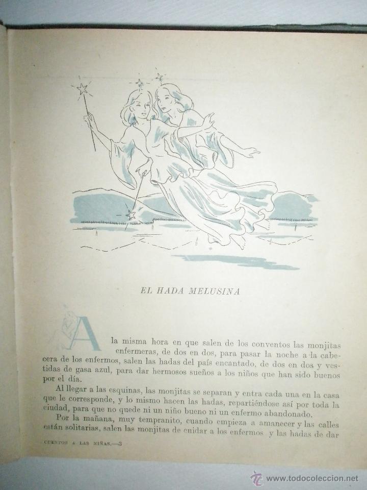 Libros de segunda mano: Fortún, E.: Los cuentos que Celia cuenta a las niñas. (1950) - Foto 4 - 39455639