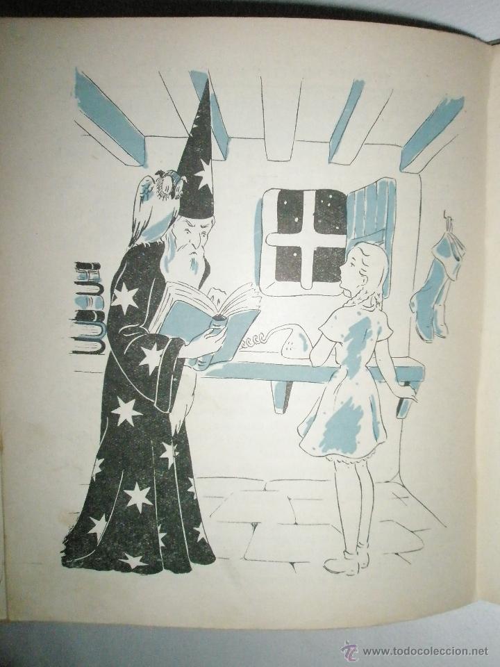Libros de segunda mano: Fortún, E.: Los cuentos que Celia cuenta a las niñas. (1950) - Foto 7 - 39455639