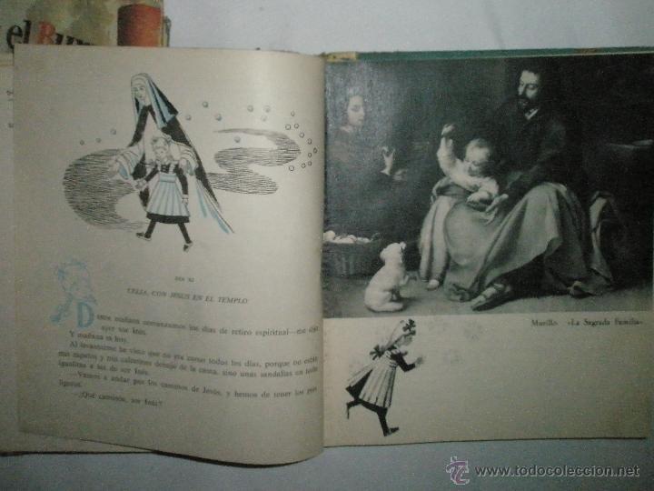 Libros de segunda mano: Fortún, E,: El cuaderno de Celia.(Primera Comunión). (1961) - Foto 5 - 39455752