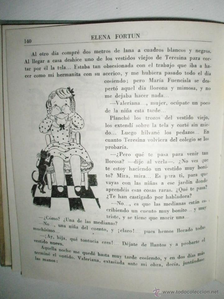 Libros de segunda mano: Fortún, E.: Celia madrecita - Foto 5 - 39455893