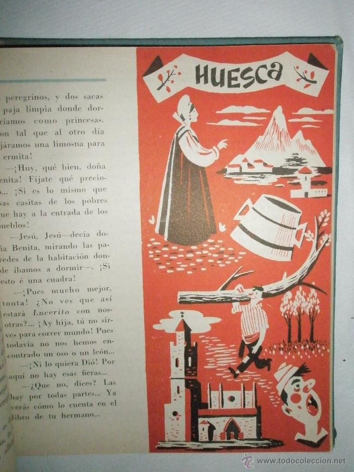 Libros de segunda mano: Fortún, E.: Mila, Piolín y el Burro (1955) - Foto 6 - 39455944