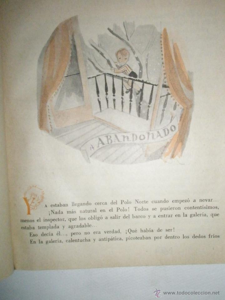 Libros de segunda mano: Fortún, E.: Cuchifritín, hermano de Celia. (1957) - Foto 7 - 39455218