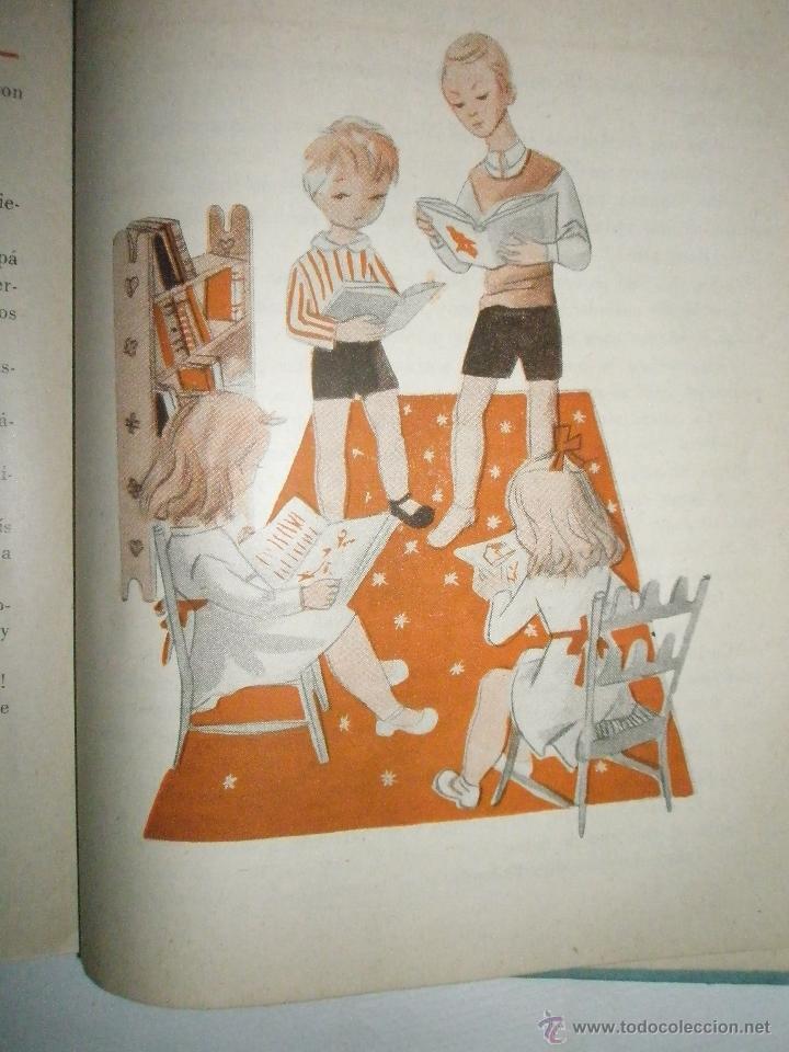 Libros de segunda mano: Fortún, E.: Cuchifritín, hermano de Celia. (1957) - Foto 8 - 39455218