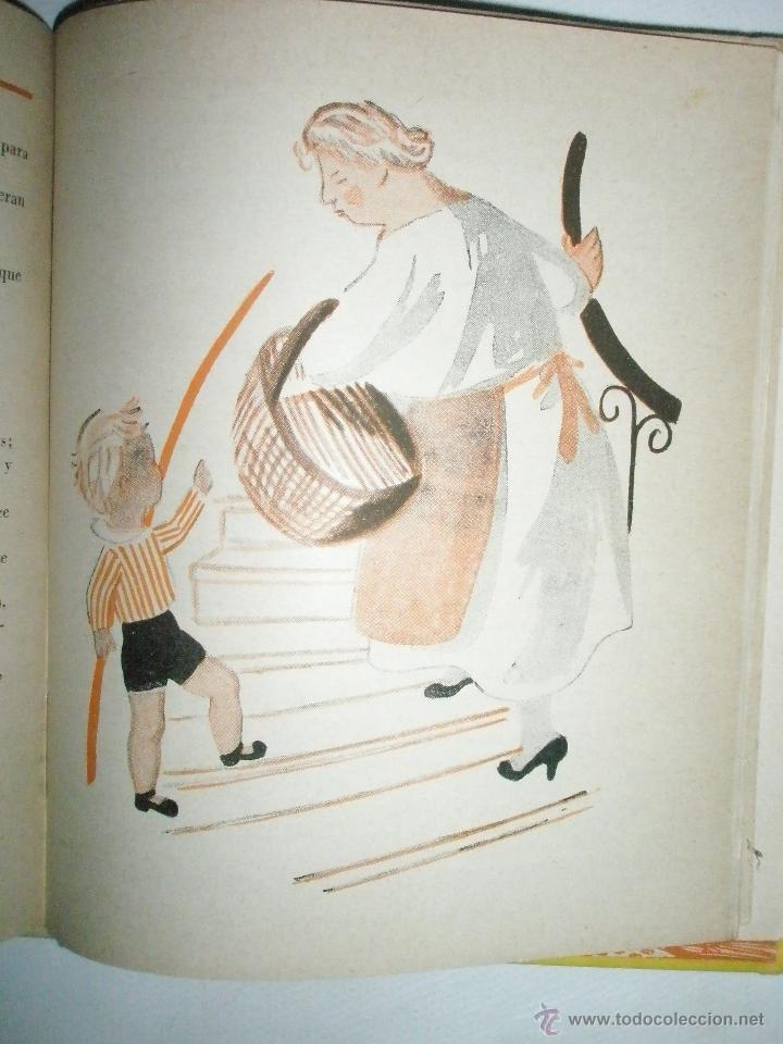 Libros de segunda mano: Fortún, E.: Cuchifritín y sus Primos (1957) - Foto 5 - 39455287