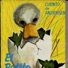 Libros de segunda mano: EL PATITO FEO (MOLINO, 1960) ILUSTRA PABLO RAMÍREZ. Lote 39591535