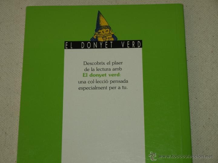 Libros de segunda mano: LA GALLINA QUE POGUÉ SER PRINCESA. CARLES CANO. LIBRO EN CATALAN/VALENCIANO. ANAYA. 62 PAGS. - Foto 2 - 39736097