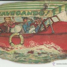 Libros de segunda mano: NAVEGANDO.-ILUSTRADOR FERRANDIZ.-EDITORIAL VILCAR. Lote 39760963